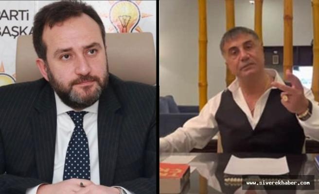 Tolga Ağar'dan Sedat Peker'in iddiaları hakkında açıklama