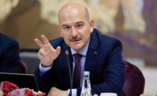 İçişleri Bakanı: Uyuşturucu yakalamalarında son yıllarda, tarihi rekorlar kırıyoruz