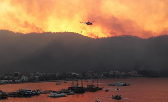 Tarım ve Orman Bakanı: Yangınların 57'sini kontrol altına alındı