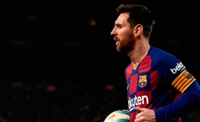Barcelona'dan ayrılan Messi için flaş iddia!