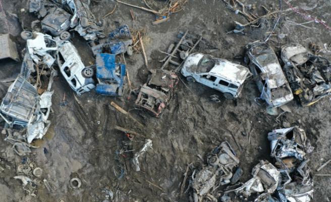 Batı Karadeniz'deki sel felaketi: Yaşamını yitirenlerin sayısı 71'e yükseldi