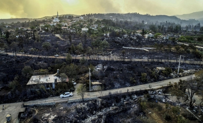 Ormanlar kül oldu, tartışma aynı: Yangın uçakları nerede?