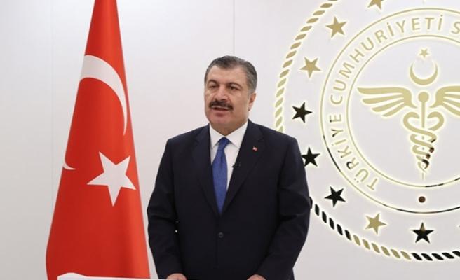 Sağlık Bakanı Fahrettin Koca; Eğitim ve iş hayatının sekteye uğramaması için aşı olmak kural haline gelmeli