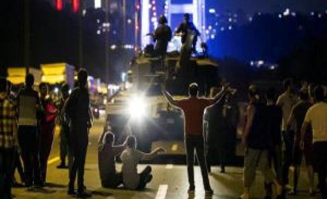 15 Temmuz gecesi kaybolan silah sayısını açıklamadı
