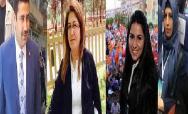 AK Parti MKYK belli oldu! 4 Urfalı isme görev