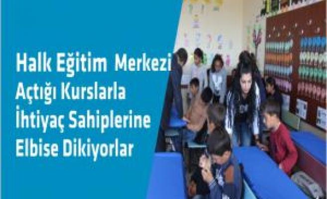 Siverek Halk Eğitim Merkezinden Rekor Kurs