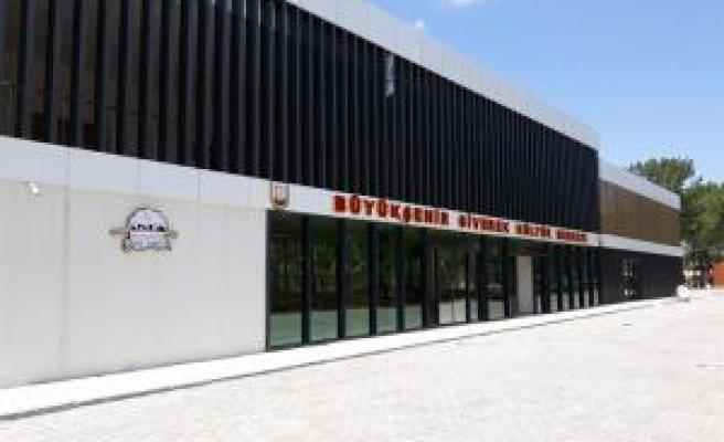 Siverek Kültür Sanat Merkezine Kavuşuyor