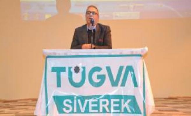 Siverek'te Yeni Türkiye'de Gençliğin Rolü Semineri