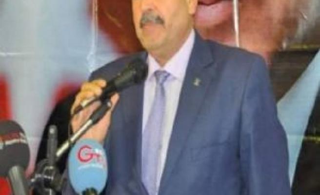 AK Parti Şanlıurfa İlçe Başkanı İstifa Etti