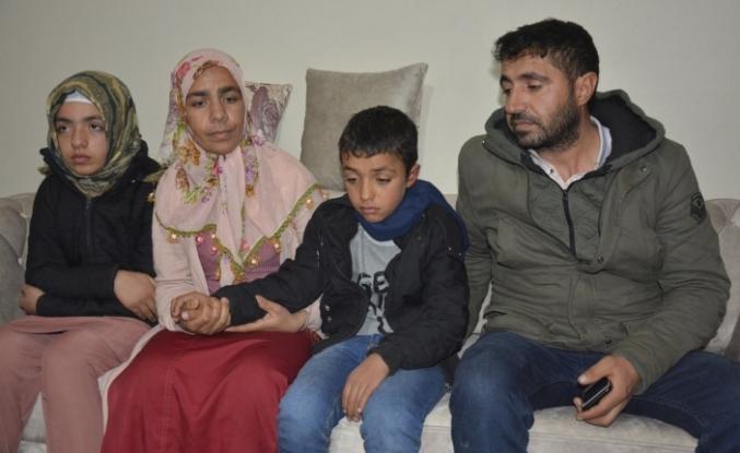 Siverek'i hareketlendiren Çocuklar Ailelerine kavuştu