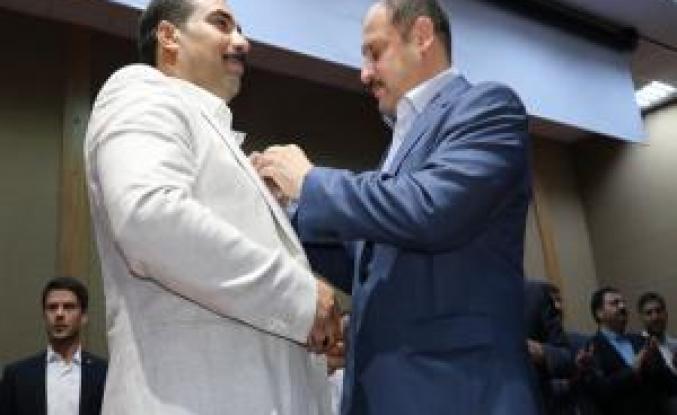 Şanlıurfa Saadet'ten AK Parti'ye geçen adaydan açıklama