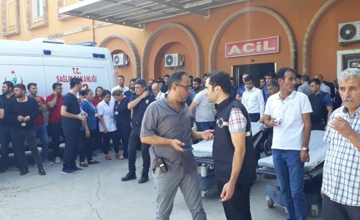 Kızıltepe'deki havan saldırısında 2 kişi öldü, 11 kişi yaralandı