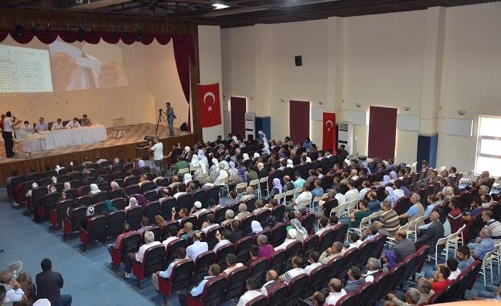 İŞKUR TYP kapsamında çalışacak adaylar için kura çekimi yapıldı.