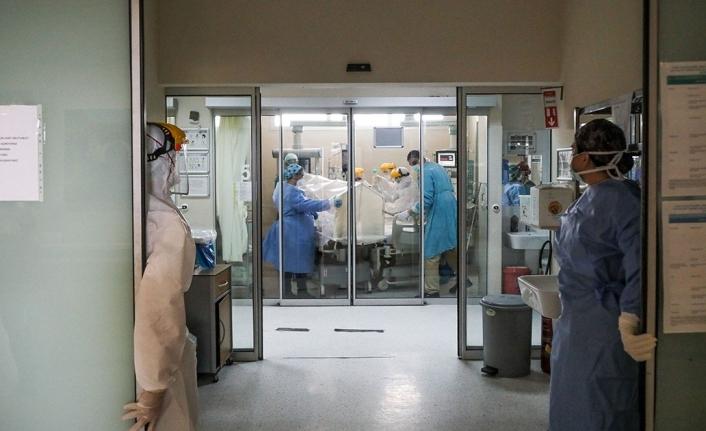 Türkiye'de Koronavirüs   En yüksek can kaybı açıklandı