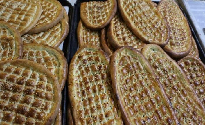 Siverek'te ekmek fiyatları zamlandı
