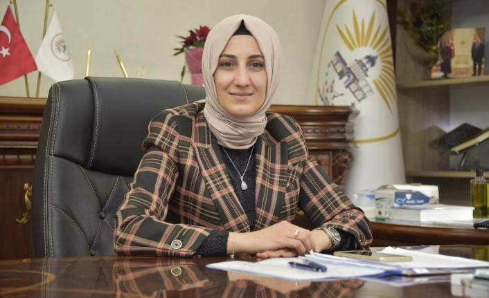 Belediye Başkanı Ayşe Çakmak Regaip Kandili'ni kutladı