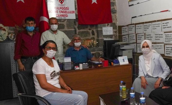 Başkan Ayşe Çakmak STK ziyaretlerini sürdürüyor