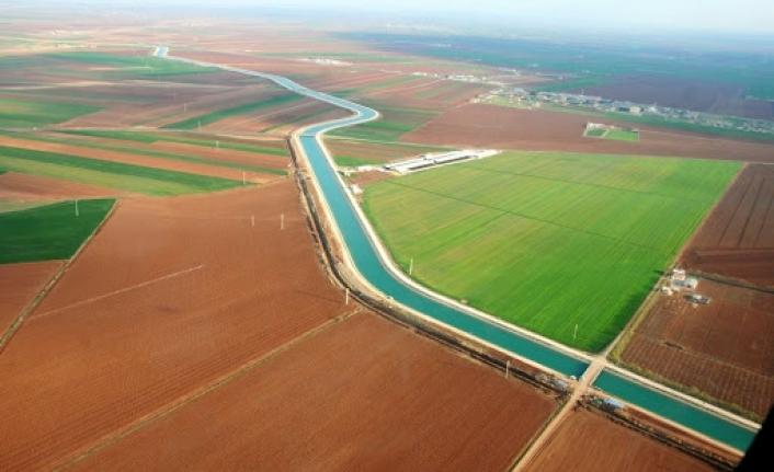 Bereket Kanalı İstanbul'dan 4 kat büyük! Tamamlandı