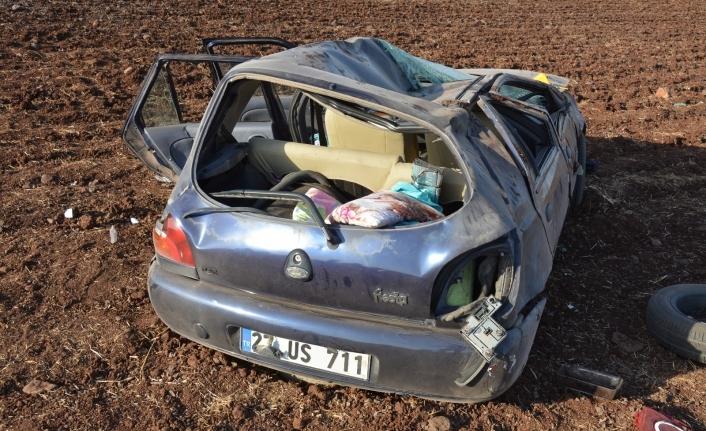 Siverek'te trafik kazası: 2 ölü 3 yaralı