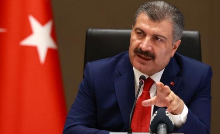 Sağlık Bakanı Fahrettin Koca duyurdu: 60 milyon dozu geçti!